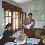 Caritas Felices_Goya tomando Curso PEI_Cba_1997_Edited